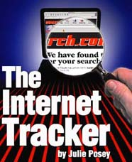 INTERNET TRACKER (CD Only)